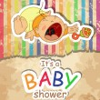 Royalty-Free Stock Obraz wektorowy: Baby Shower.