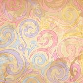 абстрактный красочный фон. — Cтоковый вектор