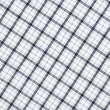 Plaid fabric cloth background — Stock Photo