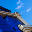 Fragment of office building — Stock Photo