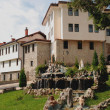 Complex near the Monastery of St.. Naum, Ohrid — Stock Photo