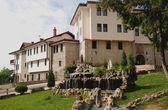 Komplex in der nähe des klosters st... naum, ohrid — Stockfoto