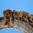 Temple of Hadrian, Ephesus, Turkey — Stock Photo