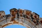 Temple of Hadrian, Ephesus, Turkey — Stock Photo