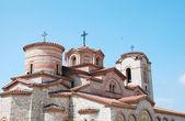 Orthodox Church of St Panteleimon, Ohrid, Macedonia — Stock Photo