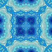 Abstracte naadloze patroon. — Stockvector
