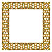 Vintage frame. — Stock Vector