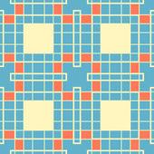 抽象的无缝模式. — 图库矢量图片