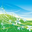 Summer background — Stock Vector #11262501