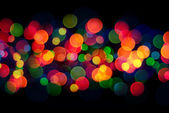 Abstract lights background — Photo
