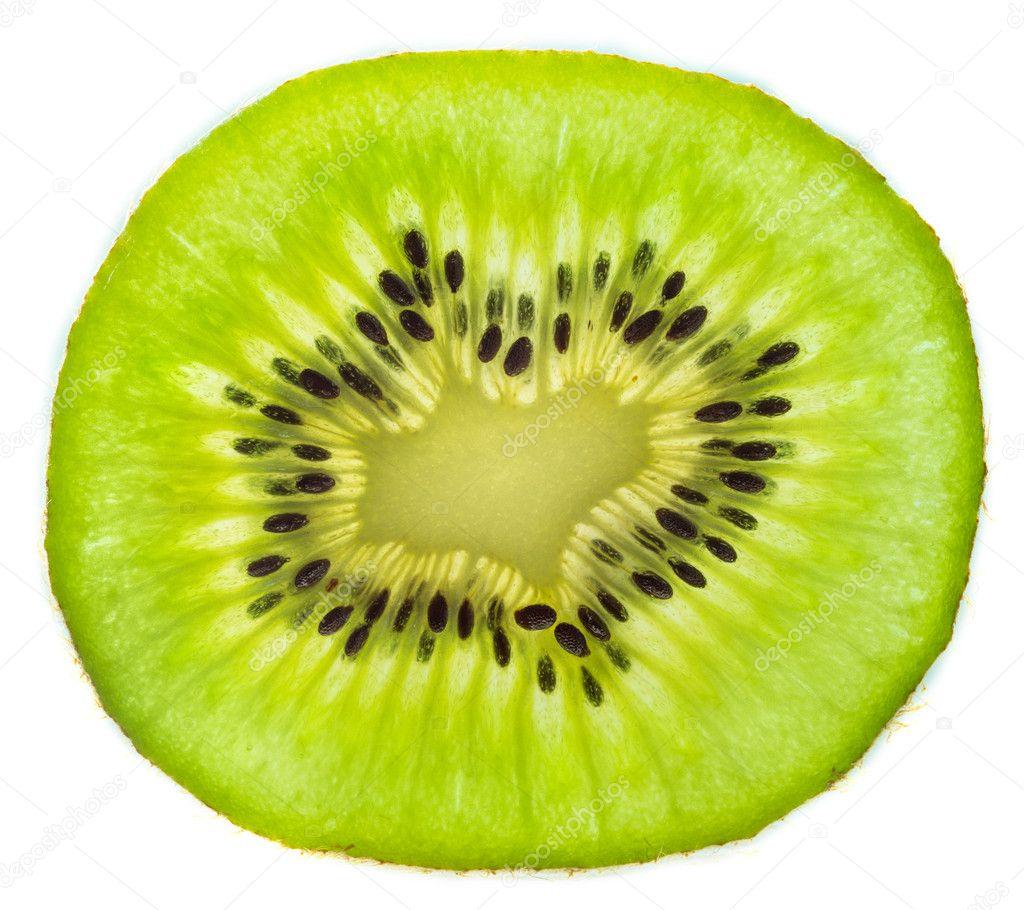 Fresh juicy kiwi fruit...