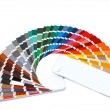 Stock Photo: RAL Color Guide