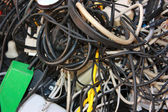 Entangled mixed wires — Photo