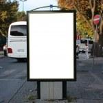 Blank Billboard — Stock Photo #12014809