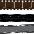 Film strip — Vector de stock #11455919
