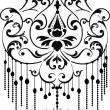 Royalty-Free Stock Vektorov obrzek: Chandelier