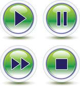 Web icon — Stock Vector
