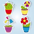 Flowers — Stock Vector #12256091