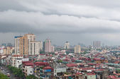 View of Hanoi after Rain — Stock Photo