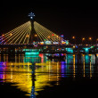 HRiver Bridge in Danang — Stock Photo #11805523