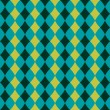 Seamless pattern with rhombuses - Imagen vectorial