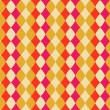 Royalty-Free Stock Vector Image: Seamless pattern with rhombuses