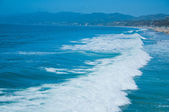 Santa Monica Coast beaches — Stock Photo
