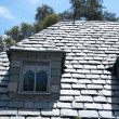 Stock Photo: Stone roof