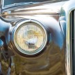 Stock Photo: Vintage car close-up