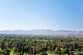 Los Angeles view — Stock Photo