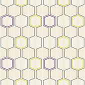 Geometric seamless — Vector de stock