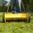Lawn mower — Stock Photo #10735883