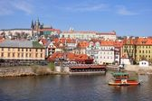 City of Prague — Stock Photo
