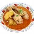 Chiken Massaman curry — Stock Photo #10849280
