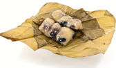 Suman (food) from Thailand. — Stock Photo