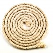 Stock Photo: Skein of rope