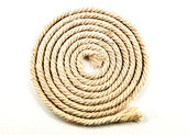 Skein of rope — Stockfoto