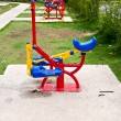 Playground — Stock Photo #11601359