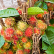 Rambutan — Stock Photo