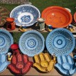 Crockery from Tunisia — Stok fotoğraf