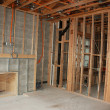 New construction — Stock Photo