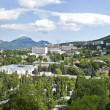 "Stock Photo: Pyatigorsk and mountain ""Mashuk"""