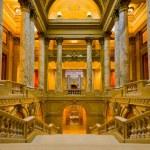 Minnesota State Capital — Stock Photo