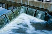 Cascade chute d'eau — Photo
