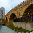 Stone Arch Bridge — Stock Photo #11420806