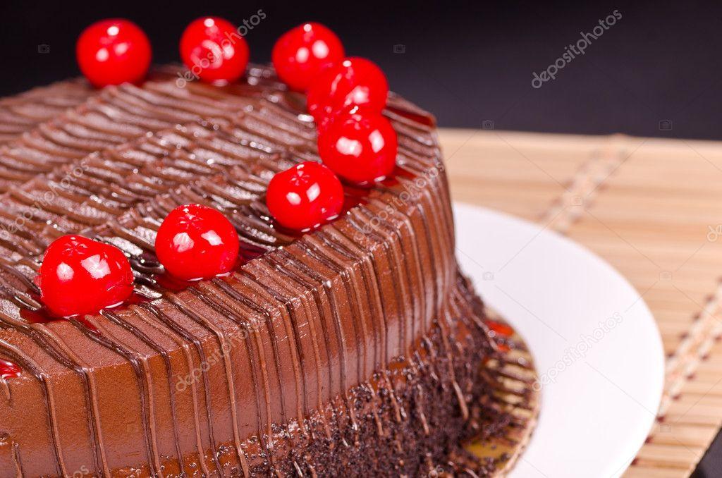 Рецепты шоколадной помадки для тортов