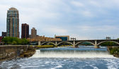 St Anthony Falls — Stock Photo
