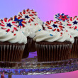 Stock Photo: AmericCupcakes