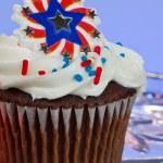 American Cupcake — Stock Photo #11850580