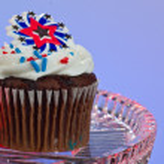 American Cupcake — Stock Photo #11850586